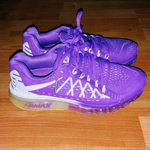 Nike Air Max 2015 Violet Women's Size 7